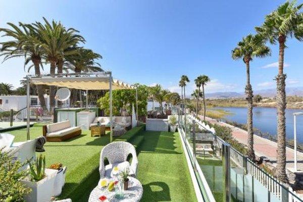 Maspalomas Beach Apartment Charca 1 - 15