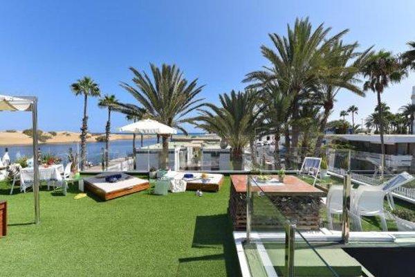 Maspalomas Beach Apartment Charca 1 - 18