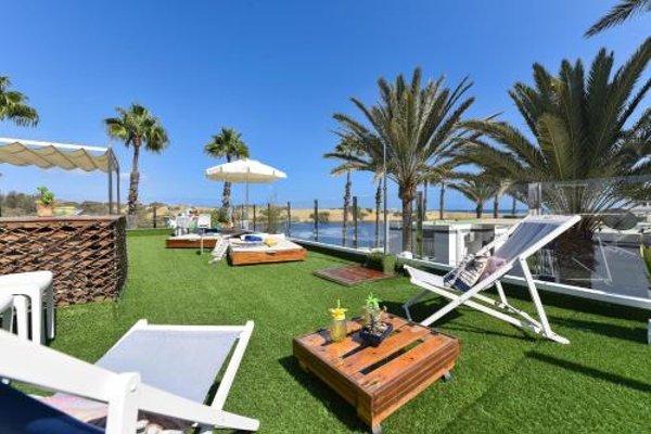 Maspalomas Beach Apartment Charca 1 - 19