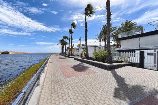 Maspalomas Beach Apartment Charca 1 - 22