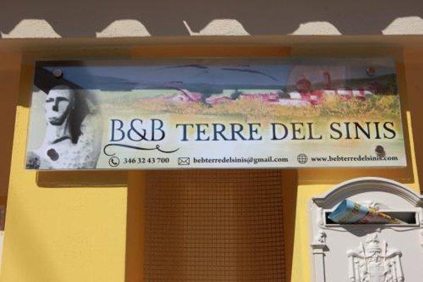 B&B Terre del Sinis - фото 14