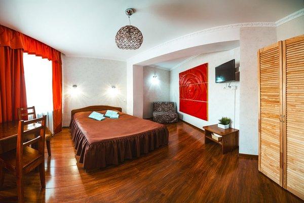 Отель Столица - фото 48