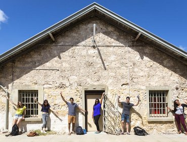 Hostel Fremantle Prison YHA