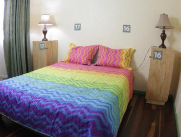 Гестхаус Hostal Los Parques