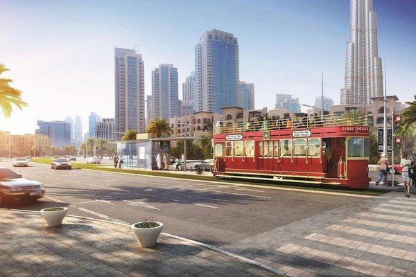 Wider View Downtown Burj Al Nujoom - 17
