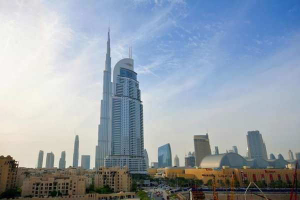 Wider View Downtown Burj Al Nujoom - 18