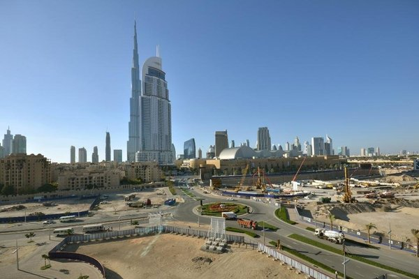 Wider View Downtown Burj Al Nujoom - 19