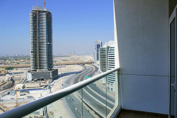 Wider View Downtown Burj Al Nujoom - фото 21
