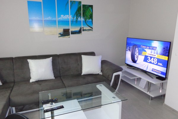 Luxury Apartment Lazur 2 - фото 5