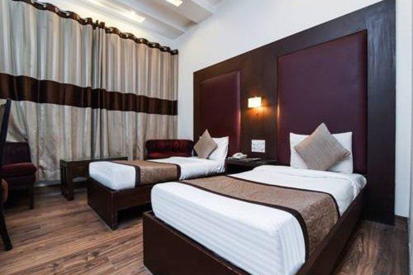 Hotel Hari's Court Gurgaon - фото 9
