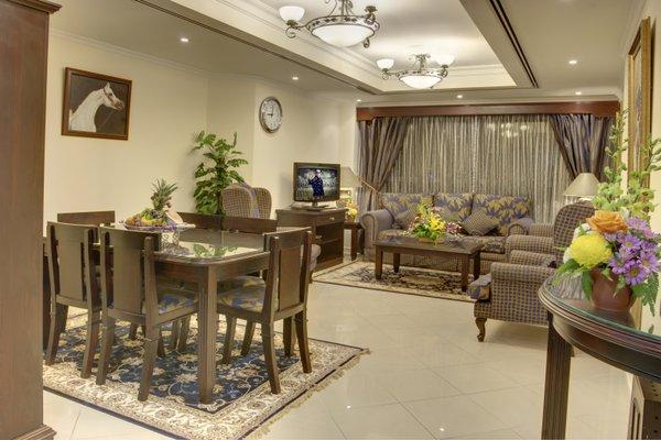 Deira Suites Deluxe Hotel Suites - фото 10