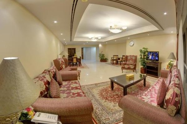 Deira Suites Deluxe Hotel Suites - фото 11