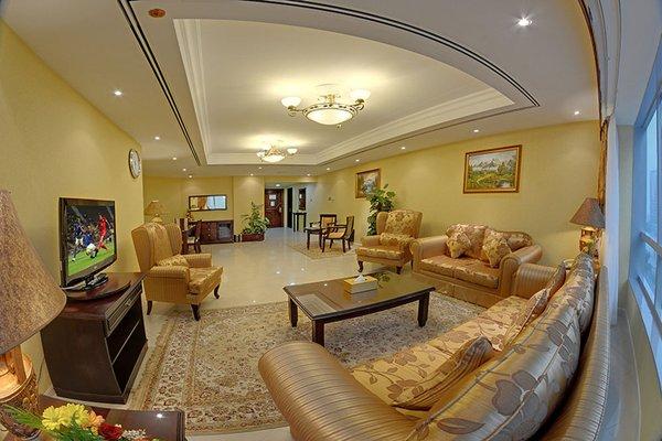 Deira Suites Deluxe Hotel Suites - фото 12