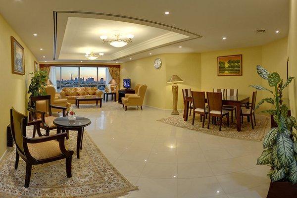 Deira Suites Deluxe Hotel Suites - фото 16