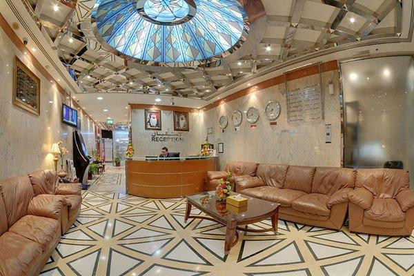Deira Suites Deluxe Hotel Suites - фото 17