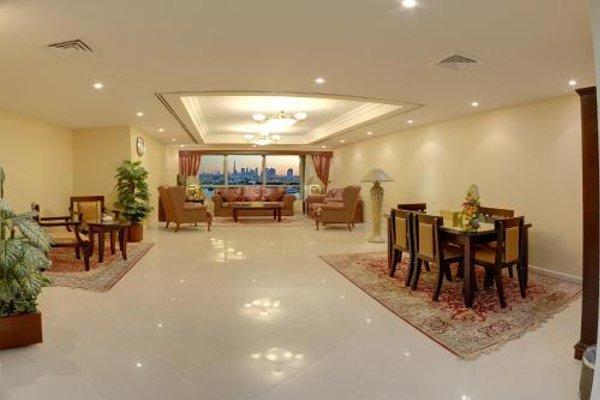 Deira Suites Deluxe Hotel Suites - фото 19