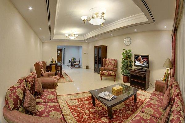 Deira Suites Deluxe Hotel Suites - фото 21