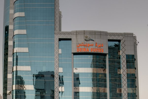 Deira Suites Deluxe Hotel Suites - фото 22