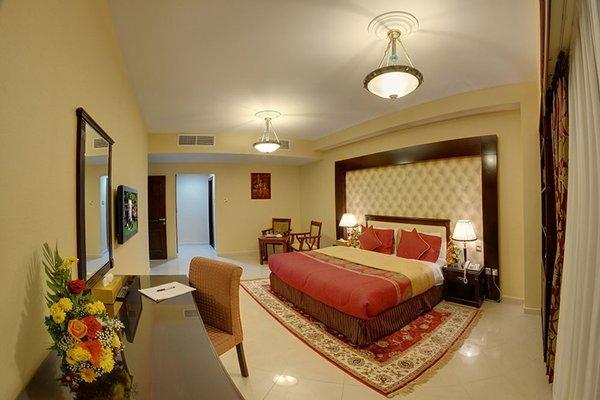 Deira Suites Deluxe Hotel Suites - фото 4
