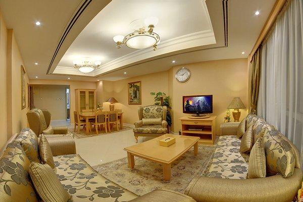 Deira Suites Deluxe Hotel Suites - фото 8