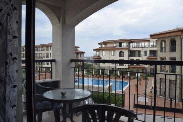 Sea Club Sarafovo Apartments - фото 14