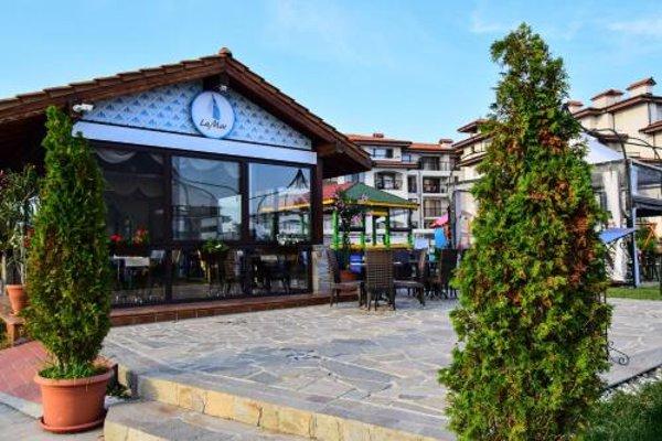 Sea Club Sarafovo Apartments - фото 16