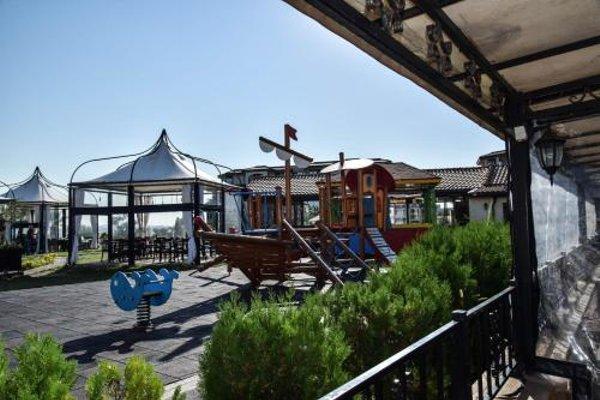 Sea Club Sarafovo Apartments - фото 20