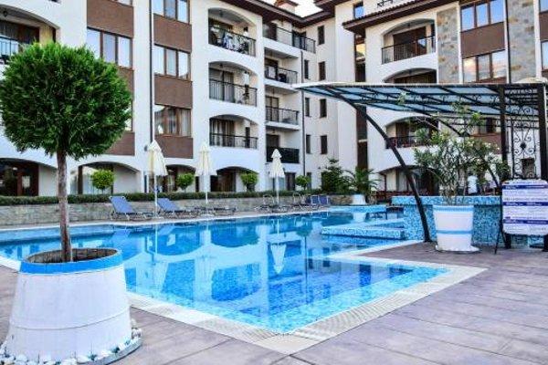 Sea Club Sarafovo Apartments - фото 22
