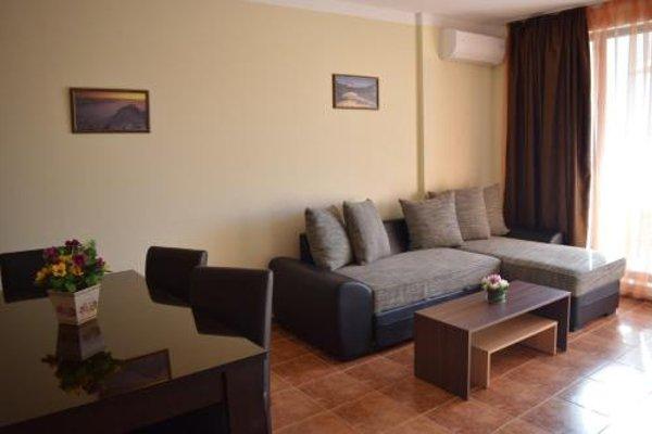 Sea Club Sarafovo Apartments - фото 8