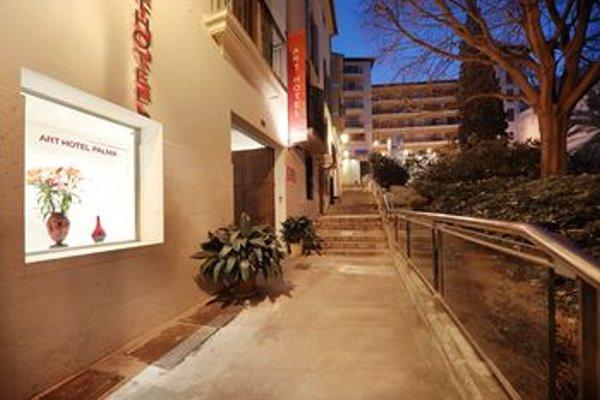 Art Hotel Palma - фото 19