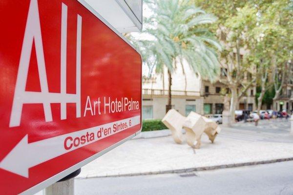 Art Hotel Palma - фото 20