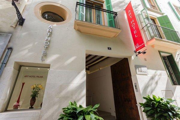 Art Hotel Palma - фото 22