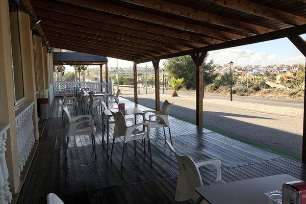 Hotel Algorfa - фото 12