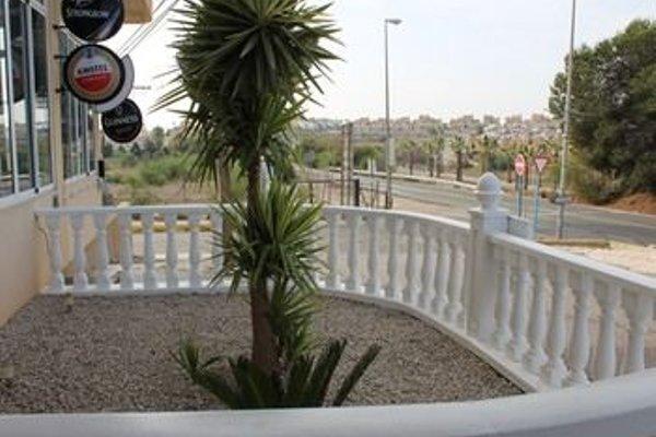 Hotel Algorfa - фото 13