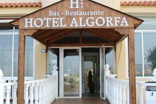Hotel Algorfa - фото 17