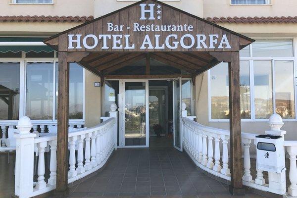 Hotel Algorfa - фото 18