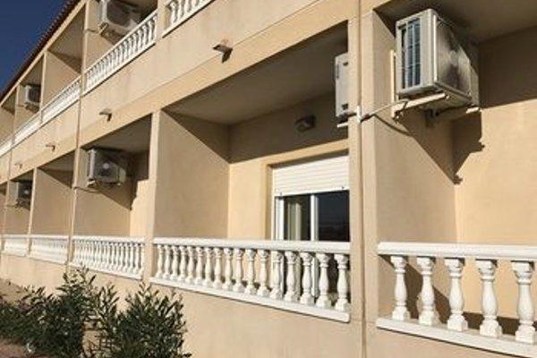 Hotel Algorfa - фото 23