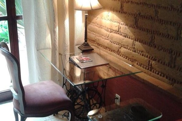 Orchidelirium Casa Hotel & Salud Estetica - фото 17