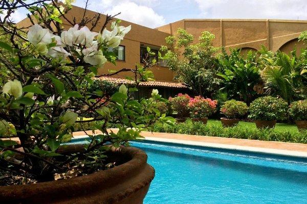 Orchidelirium Casa Hotel & Salud Estetica - фото 22