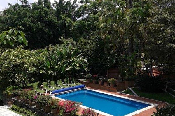 Orchidelirium Casa Hotel & Salud Estetica - фото 23
