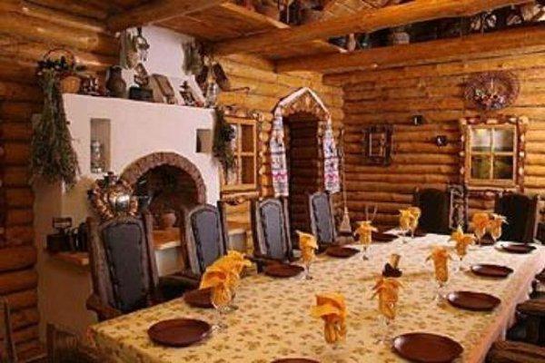 Гостиничный комплекс Соловьиная Роща - фото 13