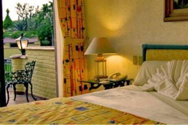 Gran Hotel Hacienda De La Noria - 50