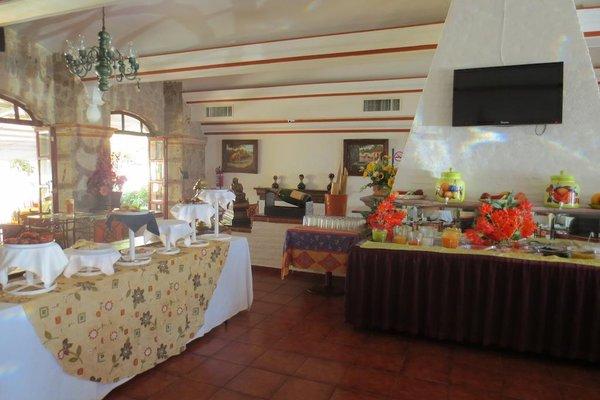 Gran Hotel Hacienda De La Noria - 11