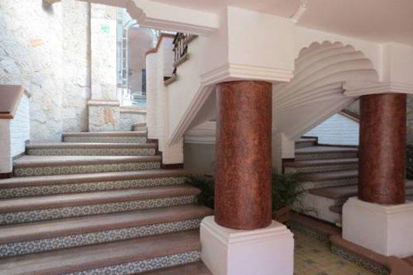 Gran Hotel Hacienda De La Noria - 12