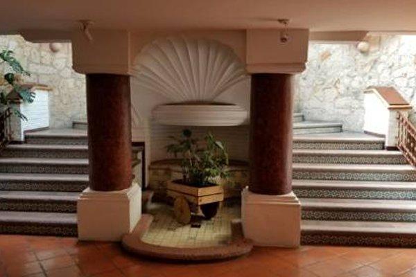 Gran Hotel Hacienda De La Noria - 13