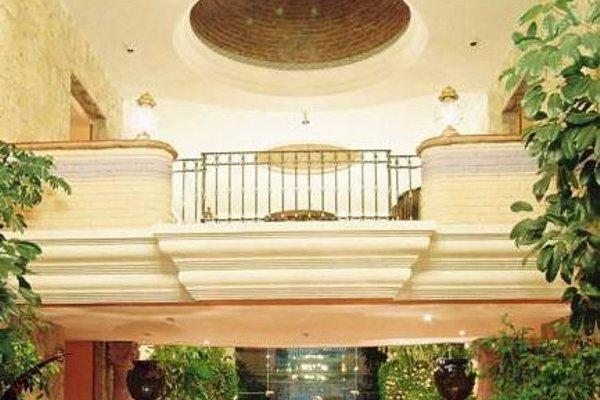 Gran Hotel Hacienda De La Noria - 16