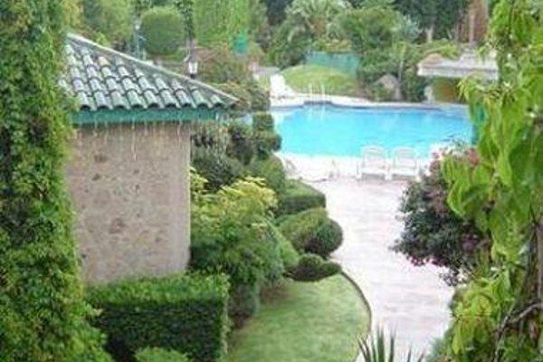 Gran Hotel Hacienda De La Noria - 19