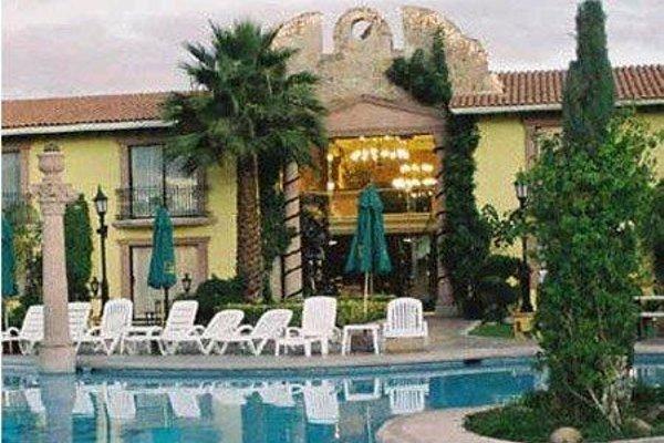 Gran Hotel Hacienda De La Noria - 20