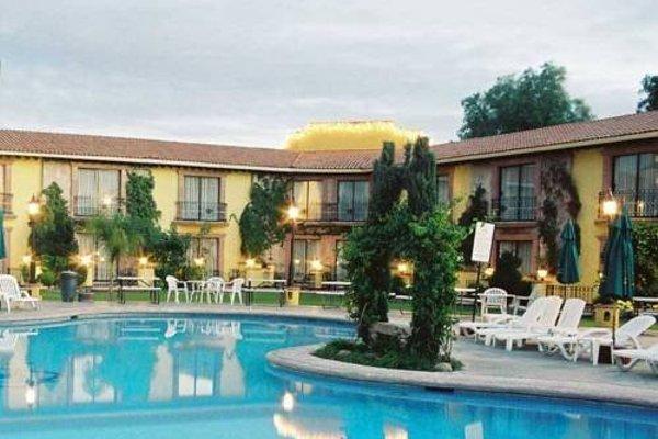 Gran Hotel Hacienda De La Noria - 21