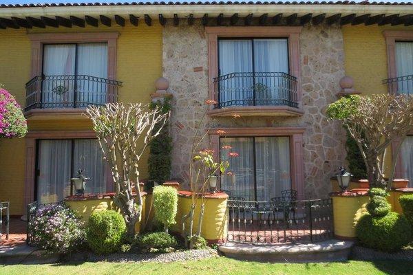 Gran Hotel Hacienda De La Noria - 22